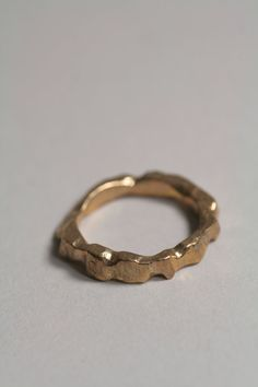 ragged wedding band