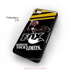 Aaron Gwin Fox Trek Bikers Bicycle Fox Bike Time Blackberry Z10 Case