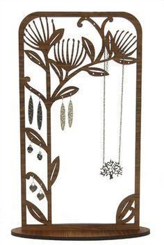 "Jill Main ""Pohutukawa"" Jewellery Stand - Antipodean Love Gifts from Australia and New Zealand"