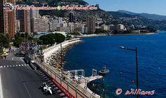"""Massa: """"Aunque me gustan los circuito rápidos, como Spa o Monza, no hay nada como sentir las calles de Mónaco"""""""