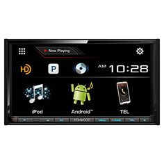 """#Kenwood DDX773BH 6.95"""" In Dash #Touchscreen DVD CD #Receiver with built in Bluetooth, AM/FM Tuner and HD Radio  Full review at: http://toptenmusthave.com/best-touch-screen-car-radio/"""