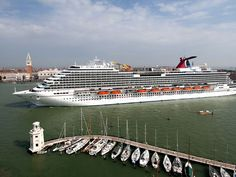 Carnival Magic To Be Upgraded