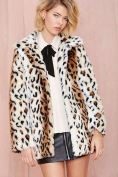 Motel Fudge Coat | Shop What's New at Nasty Gal