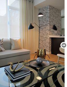 Panqueca na Parede: Tapetes - 12 opções diferentes para decorar a sala de estar