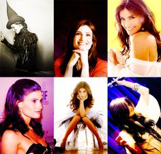 Could I be Idina Menzel's sister?  Yes her sister that sings like a sick cow! LOL
