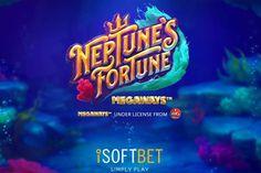 Demo Slot Isoftbet – Neptune's Fortune Megaways Slot