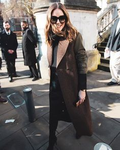 Olivia Palermo Style, Professional Wardrobe, Passion For Fashion, Lounge Wear, Duster Coat, Celebrity Style, Chic, Celebrities, My Style