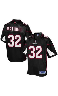 cbf73f58d1e0 NFL Men s Arizona Cardinals Tyrann Mathieu Alternate  Jersey  sportshats Cardinals  Nfl