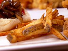 Get this all-star, easy-to-follow Food Network Hand-Cut French Fries recipe from Private Chefs of Beverly Hills .