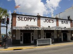 Sloppy Joe's Bar   Key West, Florida