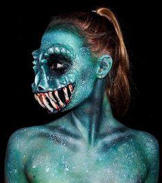 Lara Wirth : un poisson zombie