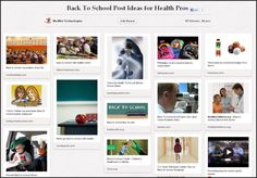 New Pinterest Board: Back-to-school Tips for Patients Looking for timely social media posts and blog topics? Want to make sure your patients stay healthy this back-to-school season? Look no further! Visit our new Pinterest board with back to school tips and news for... http://www.mednet-tech.com/newsletter/social-networking/new-pinterest-board-back-to-school-tips-for-patients
