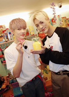Chenle and Jeno