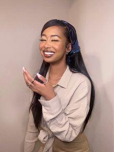 Baddie Hairstyles, Black Girls Hairstyles, Braided Hairstyles, Beautiful Black Girl, Pretty Black Girls, Black Girl Aesthetic, Aesthetic Hair, Curly Hair Styles, Natural Hair Styles