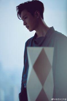 Zhang Yixing Studio's weibo update
