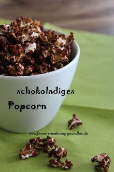 www.fitness-ernaehrung-gesundheit.de - Schokopopcorn