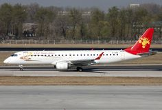 File:Tianjin Airlines Embraer ERJ-190-100IGW 190AR Zhao-1.jpg
