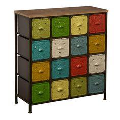 Artisan Cabinet - 16 Drawer
