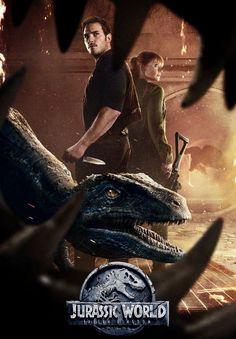 BROTHERTEDD.COM Jurassic World Poster, Jurassic World Wallpaper, Blue Jurassic World, Jurassic Movies, Jurassic Park Series, Jurassic World Fallen Kingdom, Lego Jurassic, Michael Crichton, Kingdom Movie