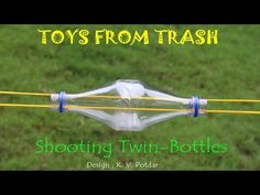 SHOOTING TWIN BOTTLES | English - YouTube
