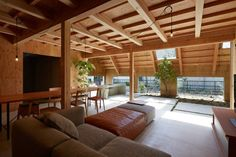 House in Anjo by Suppose Design Office