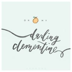 KARMOMO: ode to clementines