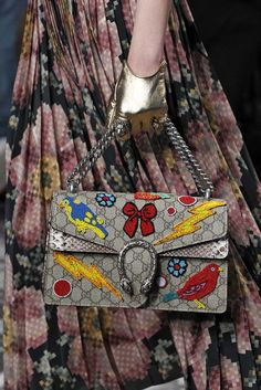 Gucci, Spring 2016, Milan, firstVIEW.com