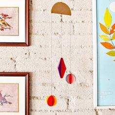 Pruna (@pruna_studio) | Twitter paper mobile decor art colorful home homedecor interior geometric modern