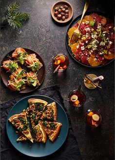 Ett lyckat glöggmingel kräver enkla recept på god plockmat och tilltugg som passar alla smaker. Vi bjuder på 10 recept på sött, salt och allt däremellan.