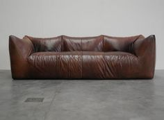 Mario Bellini Le Bambole sofa for B Italia in 1973