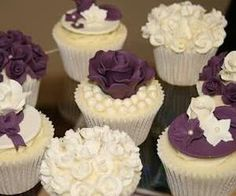 #purple #cupcakes #pretty