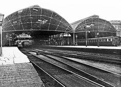 Disused Stations: Birmingham Snow Hill Station Birmingham City Centre, Old Train Station, Disused Stations, Birmingham England, Britain Uk, Hill Station, Abandoned, Steam Locomotive, Senior Photos
