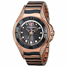 Be a diva for dive watches with this awesome Technomarine watch for #FabFridays.