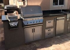 Increase the Equity of your Home by Installing a Built-In Grill