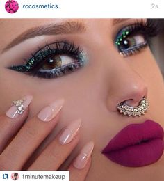 YAY OR NAY?. ・・・www.rc-cosmetics.com The always fabulous @amadea_dashurie