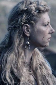 Lagertha ~ Vikings Season 4