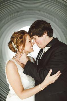 Bismarck, ND Wedding Photography - Bride & Groom