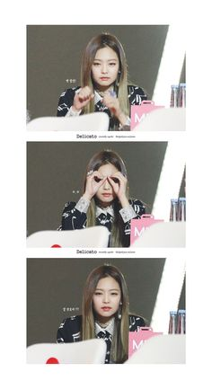 Jennie is si Cute!