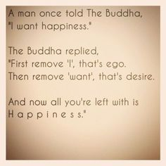 I'm not a Buddha believer but this is great advice