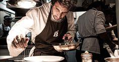 Belcanto, restaurante distinguido com uma estrela Michelin em menos de um ano após a abertura. Oferece uma nova cozinha portuguesa num ambiente sofisticado que ainda mantém um certo romantismo do antigo Chiado.