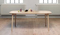 SAM lightweight dining table is a brand new range of ... - UpVisually.com