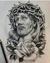 Risultati immagini per sacred heart of jesus tattoo Tattoos 3d, 4 Tattoo, Black Tattoos, Body Art Tattoos, Tattoo Sketches, Tattoo Drawings, Twins Tattoo, Tattoo Studio, Tattoo Cristo