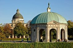 Hofgarten - München - Herbstimpressionen by digital cat , via Flickr