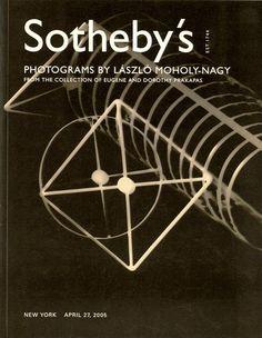 Os fotogramas de Moholy-Nagy eram um novo meio para a criação. Este método torna patente um tipo de criação lumínica em que a luz se utiliza de forma autonoma.