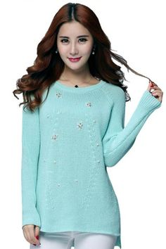 TYLD5656 Plus Size Sweater
