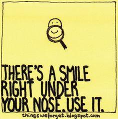 Sorridi! :-)