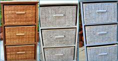 Cómo pintar un mueble de madera en tonos claros