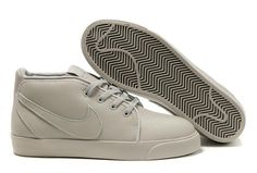 Ken Griffey Shoes Nike Toki ND Grey Perf Pack [Nike Toki ND - Grey perforated leather upper makes the Nike Toki ND Grey Perf Pack kicks become generous, breathable and durable at the same time. The grey midsole and outsole are also in good taste. Men's Shoes, Nike Shoes, Beige, Grey, Keds, Packing, Sneakers, Leather, Free Shipping