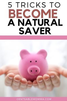 Some people are just natural savers and others are natural spenders. However, just because saving doesn't come naturally to you, it doesn't mean that you can't start saving money. Check out these 5 tricks to become a natural saver for some ideas of how to make saving coming easier for you. 52 Week Savings Challenge, Interest Calculator, Credit Card Interest, Money Saving Mom, Tax Refund, Savings Plan, Frugal Living Tips, Saving Ideas, Ways To Save Money