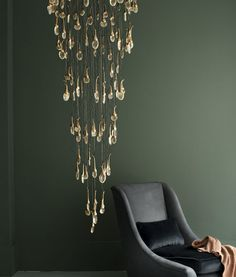 OCHRE refined the use of LEDs even further with the launch of the seed cloud Daybed In Living Room, Cloud Lights, Oak Dining Table, 2020 Design, Contemporary Furniture, Seeds, Furniture Design, Clouds, Ceiling Lights